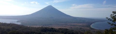 nicaragua vulkan